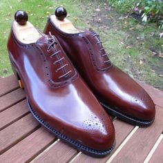 http://chicerman.com  ascotshoes:  The Vass F last with a simple medallion in Antique Cognac calf. I Ascot Shoes is a British based shop specialising in hand made Vass Shoes. Email Sammy for advice on Sizing Fitting & Made To Order Prices  - - - - - -  Ascotshoes@outlook.com  #sartorial #menswear #shoegazing #shoeporn #killerheels #mensfashionreview #distinguished #ascotshoes #classicshoes #englishshoes #mensfashion #horology #dandy #watchporn #bespoke #dapper #theshoesnob #aviation…