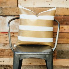 Gold Stripe -- Goods by Grinn