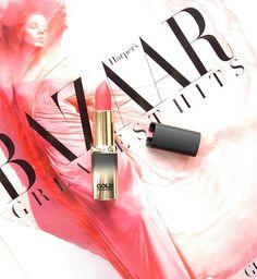 Color Riche Gold Obsession Rose Gold  @blush_sugar  #lorealparis #lipstick #goldobsession