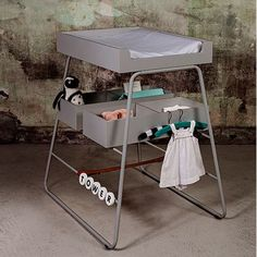 Changing table (puslebord). #danishdesign #BudtzBendix #kidsroom