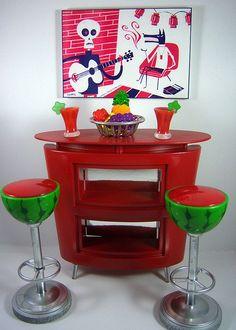 Swanky Fun Mini Bar | Flickr - Photo Sharing!
