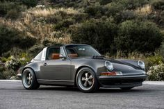 anothercompany:  Singer debuts its first Targa restoration, The Montreal - The most beautiful 911 Targa you've ever seen. As shared on Acquire.