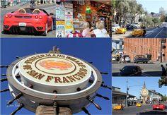 Slices of Heaven: Ein Tag in San Francisco - Teil 4 meines Roadtrips der Hwy1 entlang