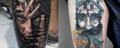70 Small Simple Tattoos For Men – Manly Ideas And Inspiration – Good Pins! Full Leg Tattoos, Cool Back Tattoos, Back Tattoos For Guys, Leg Tattoo Men, Badass Tattoos, Great Tattoos, Foot Tattoos, Arm Tattoo, 3 4 Sleeve Tattoo