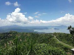Taal Lake Tagaytay City - Philippines #TaalLake #Philippines #summer2016 #nature @ukiyo.maira  #Ukiyo.maira