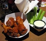 The classic hot wing from Buffalo Wild Wings  (Aimee Blume Special to The Courier & Press)