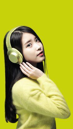 IUmushimushi — IU sony wallpapers cropped for mobile by. Girl With Headphones, Iu Twitter, Iu Fashion, Korea Fashion, New Poster, Korean Actresses, Kpop Aesthetic, Korean Singer, Make Up Dupes