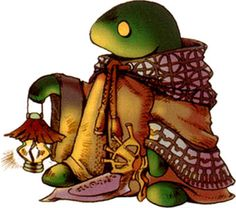 Tonberry - Pictures & Characters Art - Final Fantasy IX