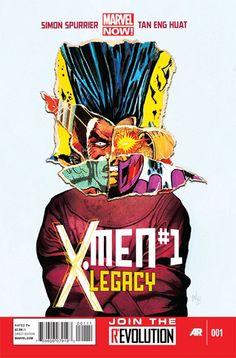 X-Men Legacy #1 by Spurrier & Huat Emerges in November