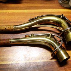 Neck #saxophone #alto #tenor