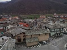 Brossasco nel Piemonte