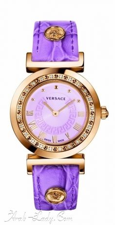 c3d2f7c10 Versace ☆ I didn't know Versace made watches & this one is pretty amazing!  My favorite watch is still the Chanel watch I have posted here.