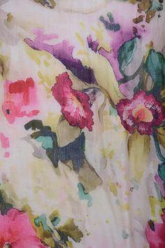 Doux floral multicolore