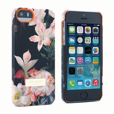 90640b12fdcffd Ted Baker iPhone 5 5S Case - FW14 Salso Opulent Bloom