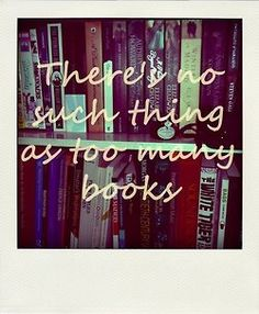 This is why I want a library like Belle's in Beauty and the Beast...it's amazing and she had soooo many books to read :)