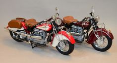 Franklin Mint Diecast Motorcycles