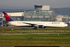 N835MH Delta Boeing 767-400ER
