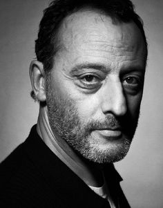 Yes, I have a thing for older men, Ive been in love with Jean Reno for a very long time :-) Jean Reno, Hollywood Actor, Hollywood Stars, Mathilda Lando, Foto Face, Star Francaise, Cinema Tv, French Films, Celebrity Portraits