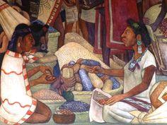 Le marché de Tlatelolco –4