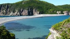 Heart's Ease Beach, Newfoundland Newfoundland Canada, Newfoundland And Labrador, Oh The Places You'll Go, Places To Travel, Places To Visit, Atlantic Canada, Visit Canada, Holiday Places, Canoeing