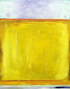 Craft Beer Oil Painting, Rothko Style, by Scott Clendaniel.