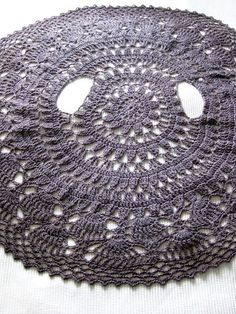 Crochet circular ❤️LCC-MRS❤️ with simple diagram and picture instructions, very simple.