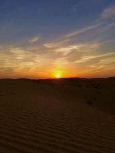 Desert Dubai #desert #dubai