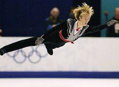 Evgeni Plushenko  ('06 Olympic champion of figure skating) by yellowrotus, via Flickr