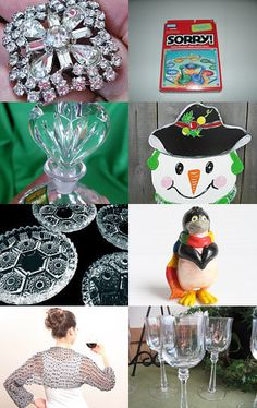 Ice is nice but sorry warm is better with Picking Paradise Round 5 by Leila Blakely on Etsy--Pinned with TreasuryPin.com