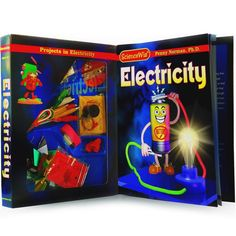 This multiple award-winning kids electric lab from ScienceWiz is a great addition to any home science toys collection, school classroom, science lab, or educational camp.