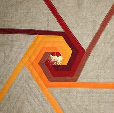 Lawson and Lotti: Katherine Wheel Quilt Block Tutorial