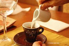 Caffè con un po' di latte