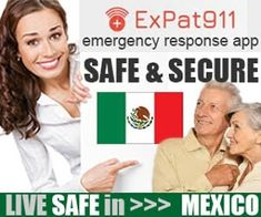 Emergency APP – For English speakers in Mexico Emergency Response, No Response, Peace Of Mind, Did You Know, Online Business, Knowing You, Police, Give It To Me, Mexico