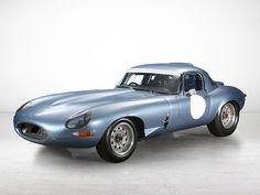 Jaguar E-Type Lightweight, Recreation, Model Year 1962