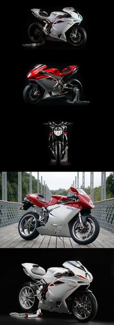 Have look over the three fresh models of MV Agusta