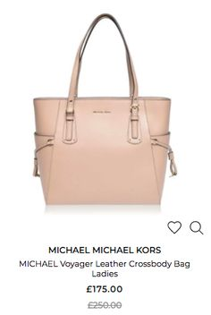 Michael Kors Collection, Bag Sale, Leather Crossbody Bag, Luggage Bags, Michael Kors Bag, Lady, Tote Bag, Purses, Handbags