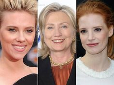 Reese Witherspoon, Scarlett Johansson and Jessica Chastain among the front-runners to play Hillary Clinton in Rodham - News - Films - The Independent