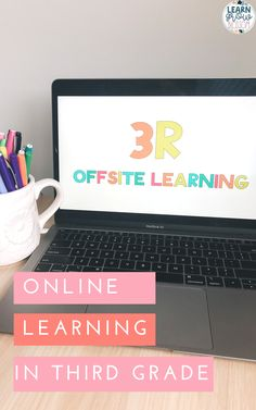 Online learning organization times for elementary classrooms. How I'm using Google Apps to teach lessons and assign assignments in third grade.