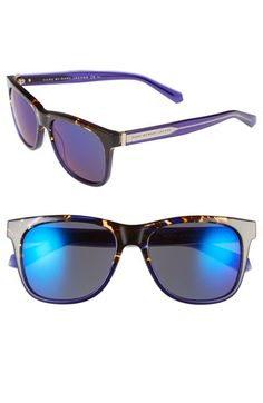 MARC BY MARC JACOBS 54mm Retro Sunglasses   Nordstrom