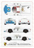 Porsche 910 Targa Florio 1967 Mitter-Davis by ibsenop on DeviantArt Road Race Car, Slot Car Racing, Race Cars, Auto Racing, Bugatti Type 35, Muscle Cars, Porsche Gts, Ferrari, Paper Model Car
