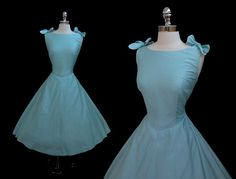 Hey, I found this really awesome Etsy listing at https://www.etsy.com/listing/209040062/reserved-for-sc-vintage-1950s-aqua-blue