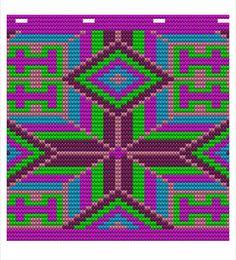 Wayuu, tapestry crochet pattern | Craftsy