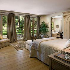 Mediterranean Design. window treatments