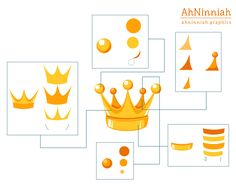 Inkscape tutorials   How to draw a crown