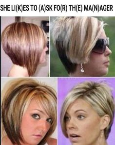 Check out the funniest memes, funny GIFs and hilarious videos that make you laugh out loud in public! Mom Hairstyles, Braided Hairstyles, Hairstyle Ideas, Hair Ideas, Stupid Funny Memes, Hilarious, It's Funny, Makeup Tips, Short Hair