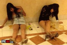 drunk fails pictures | Saving Facebook: 20 Embarrassingly Drunk People On Facebook
