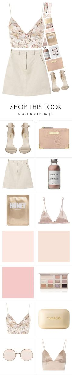 """""""HONEY its New Years eve 2018"""" by puhizaxox ❤ liked on Polyvore featuring Nine West, Carven, French Girl, Fleur du Mal, Farrow & Ball, SANDERSON, Too Faced Cosmetics, WYLDR, Tom Ford and Sunday Somewhere"""