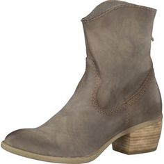 Tamaris-Schuhe-Stiefelette-TAUPE-Art.:1-1-25705-22/341