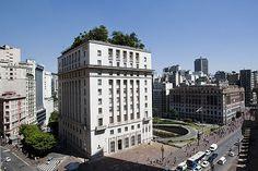 Edifício Matarazzo, sede da Prefeitura de São Paulo
