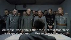 Hitler reacts to Metroid Prime: Federation Force